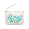 Hooray - Wedding Pouch