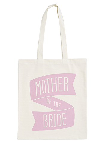 Mother of the Bride Rose - Wedding Tote Bag