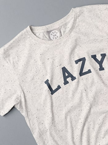 Photo of Lazy - Mens T-Shirt