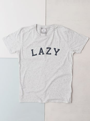 Lazy - Mens T-Shirt