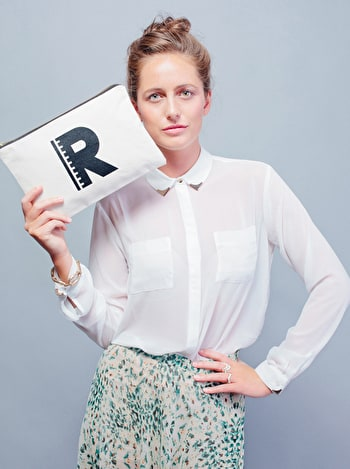 Photo of Letter R