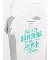99 Problems - Womens T-Shirt