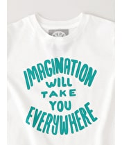 Imagination - Kid's T-Shirt