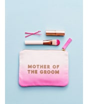 Mother of the Groom Ombré - Wedding Pouch
