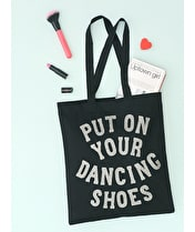 Put On Your Dancing Shoes - Second