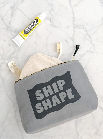 Photo of Ship Shape - Wash Bag