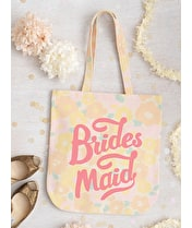 Bridesmaid - Floral - Second