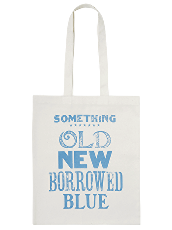 Something Old - Wedding Tote Bag