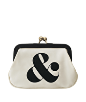 Ampersand - Coin Purse
