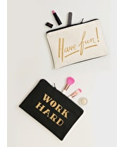 Work Hard/Have Fun - Gold - Second