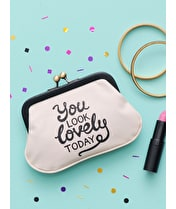 You Look Lovely Today - Coin Purse