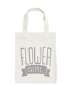 Flower Girl Grey - Mini Wedding Bag