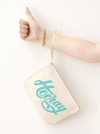 Photo of Hooray - Wedding Pouch