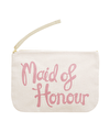 Maid of Honour Rose - Wedding Pouch