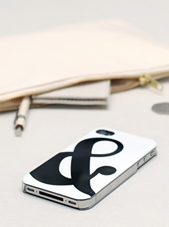 Ampersand - iPhone 4/4S Case