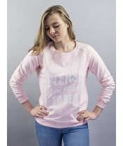Let Me Go Back to Bed - Pink Sweatshirt