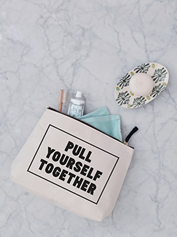 Photo of Pull Yourself Together - Wash Bag