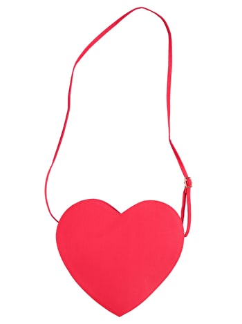 Heart - Clutch Bag