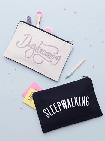 Photo of Daydreaming/Sleepwalking - Double-sided Pouch