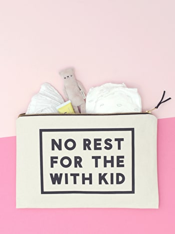 Photo of No Rest for the With Kid