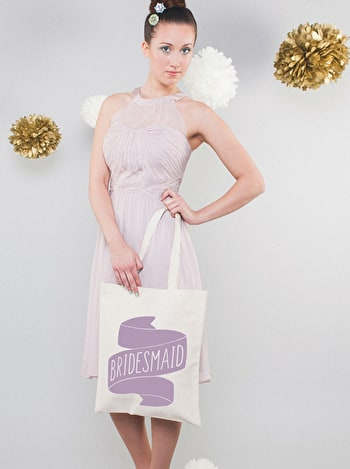 Photo of Bridesmaid - Lavender