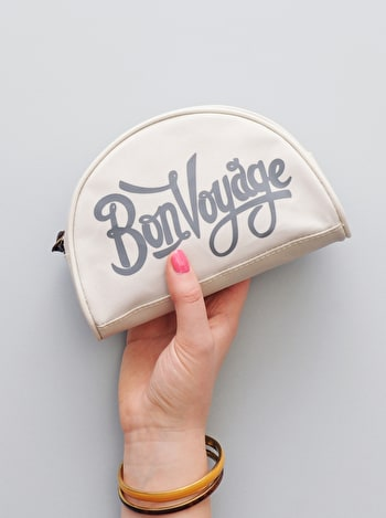 Photo of Bon Voyage - Makeup Bag