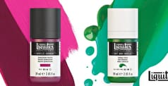 Liquitex: Discover Intermixability at its Best