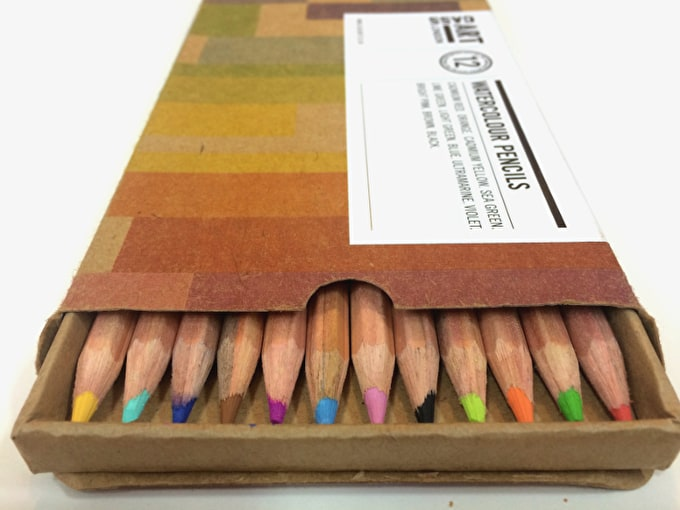 Introducing our Watercolour Pencils