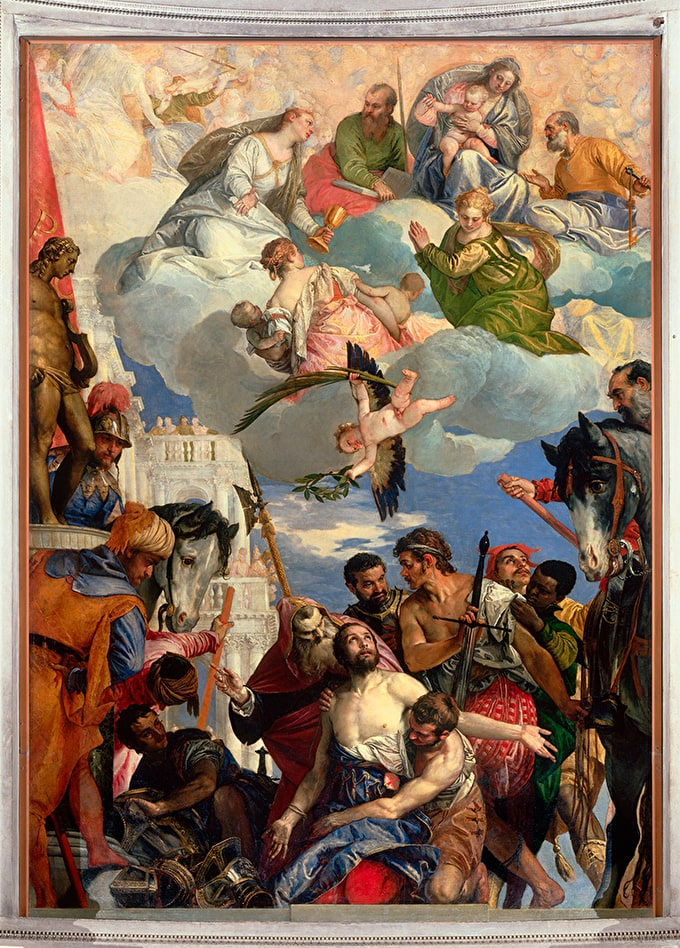 Past event: Be amazed by Veronese at the National Gallery