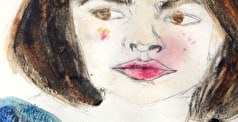 Painting with Watercolour Sticks