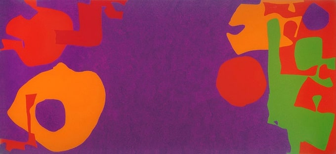 WIN A PATRICK HERON INSPIRED PAINTING BREAK IN CORNWALL