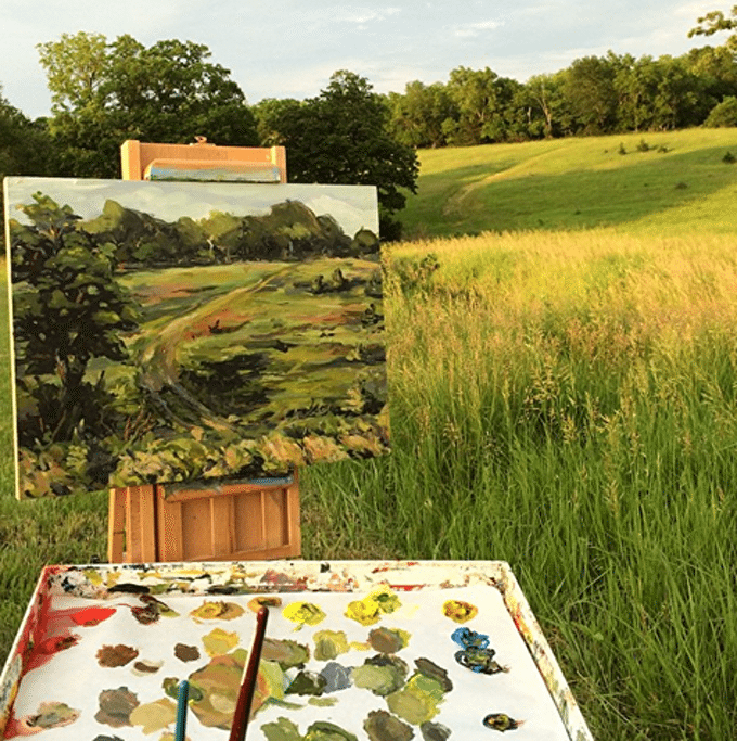 Oil Painting Acrylic Tips And Tricks For Beginners This Summer