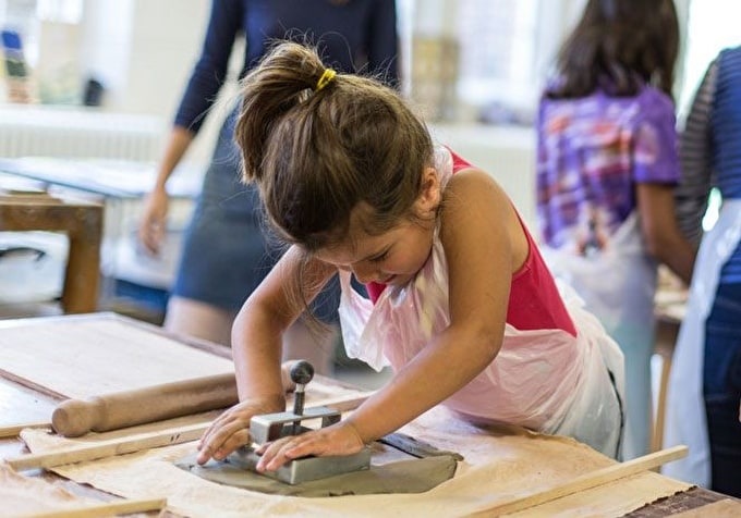 Past event: Creative Children's Courses at Camden Arts Centre