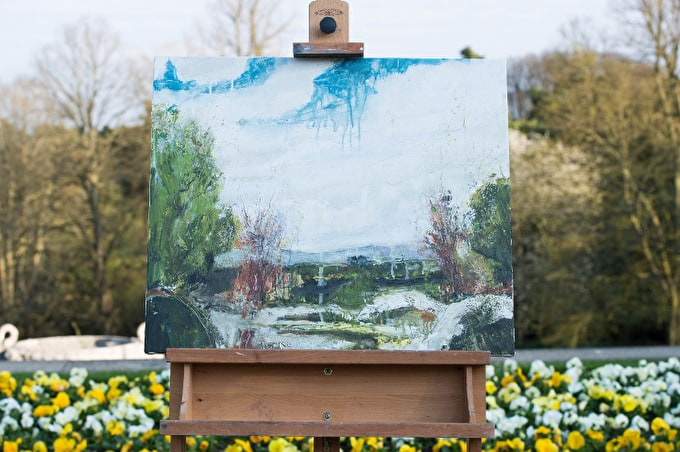 Sky Arts Landscape Artist of the Year: Jo Abbott, Fifth Heat Winner