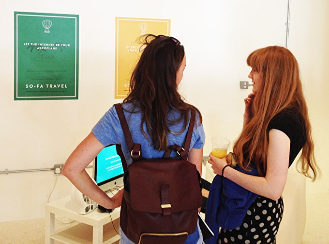 Student Spotlight: Goldsmiths Degree Show