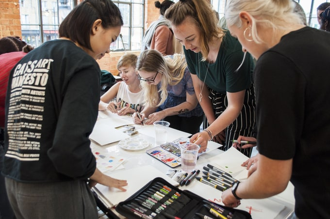 GET TO KNOW OUR CASS ART STUDENT AMBASSADORS: PART TWO