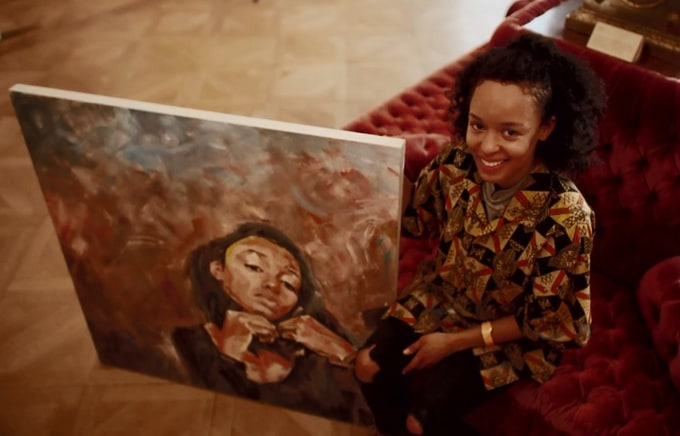 EXCLUSIVE INTERVIEW WITH HEAT 7 WINNER OF SKY ARTS PORTRAIT ARTIST OF THE YEAR
