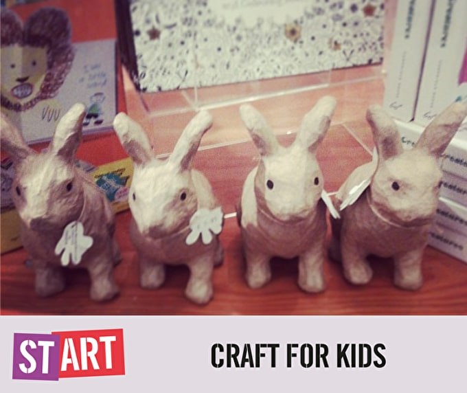 Start: Craft with your Kids