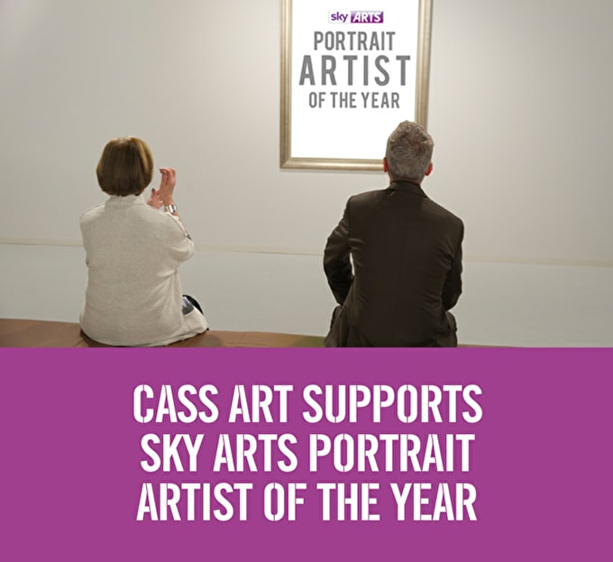 Past Event: We supports Sky Arts Portrait of the Year 2013