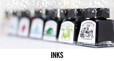 Winsor and Newton ink is available individually and in packs, perfect for calligraphy and drawing.