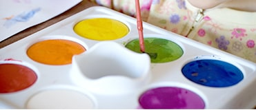 You're never too young to start art with brands such as Reeves, Daler Rowney and Faber Castell.