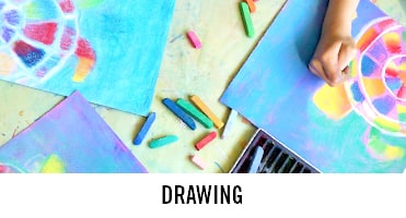 From doodling to colouring in, we have all you need to get started online and in our art shops uk wide.