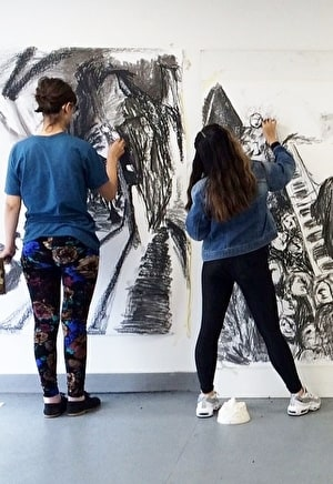 ROYAL DRAWING SCHOOL: YOUNG ASSOCIATES PROGRAMME FOR AGES 15-18