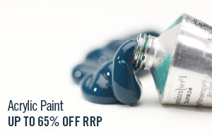 Artist Quality Acrylic Paint at the Best price from Cass Art
