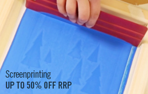 Screenprinting Supplies at Cass Art