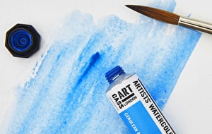 Watercolour paints are a versatile medium and we have a range of water colour pans, paint tubes and gouache online and in our art supply stores.