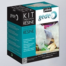 Pebeo Gedeo Resin Application Kit