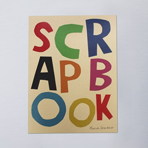 Kids Scrap Book 20 Sheets A4 | Art for Kids | Crafts for Children | Cass Art