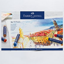 Faber-Castell Oil Pastels Set of 36