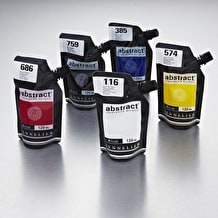 Sennelier Abstract Assorted Colours 120ml Set of 5
